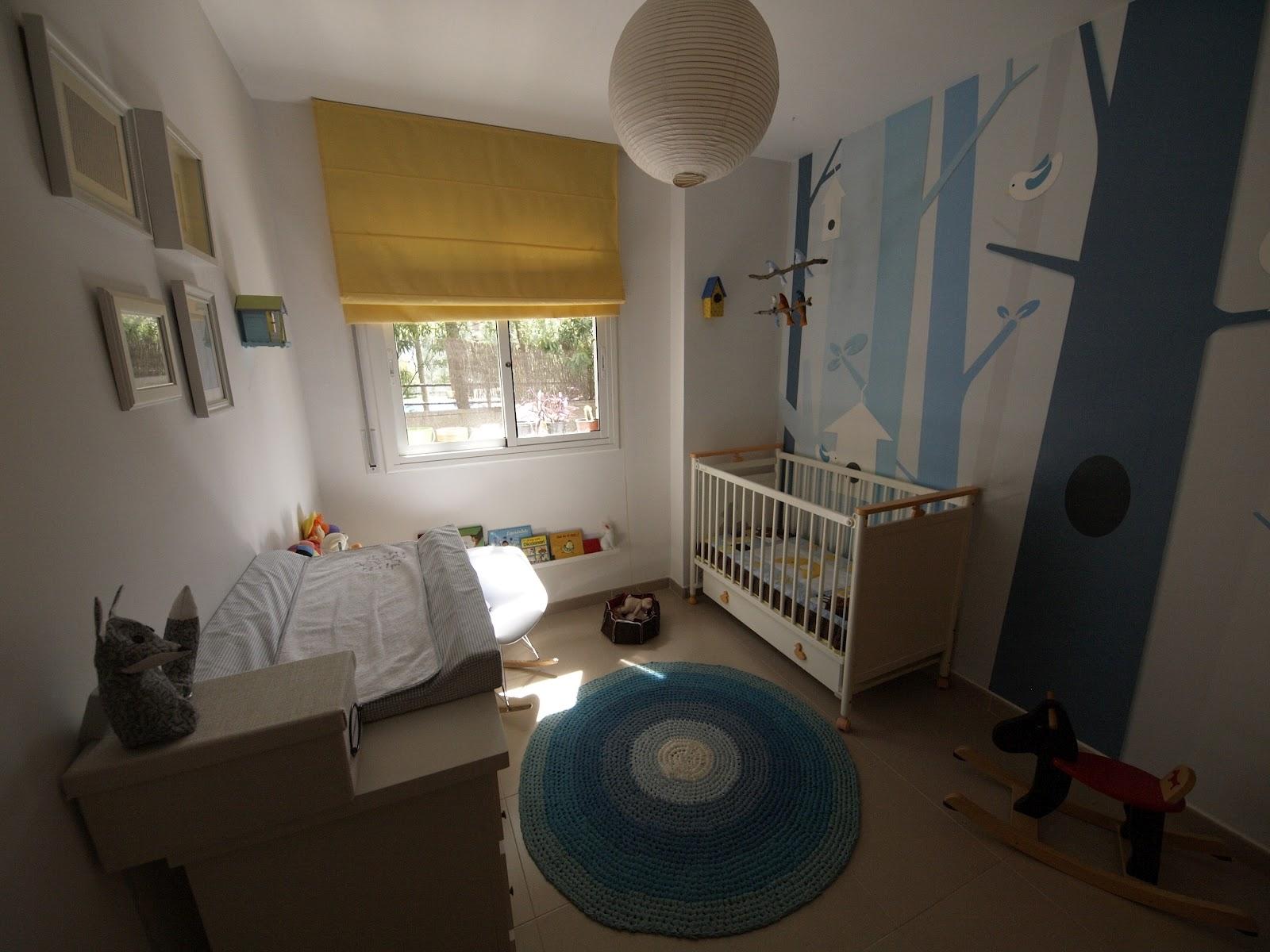 Ideas para decorar la habitación de un bebé