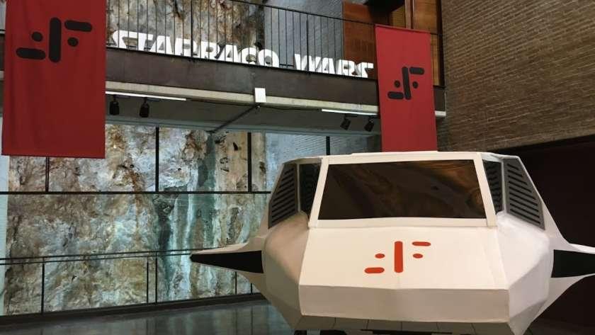Los lagartos de la serie V en Tarragona