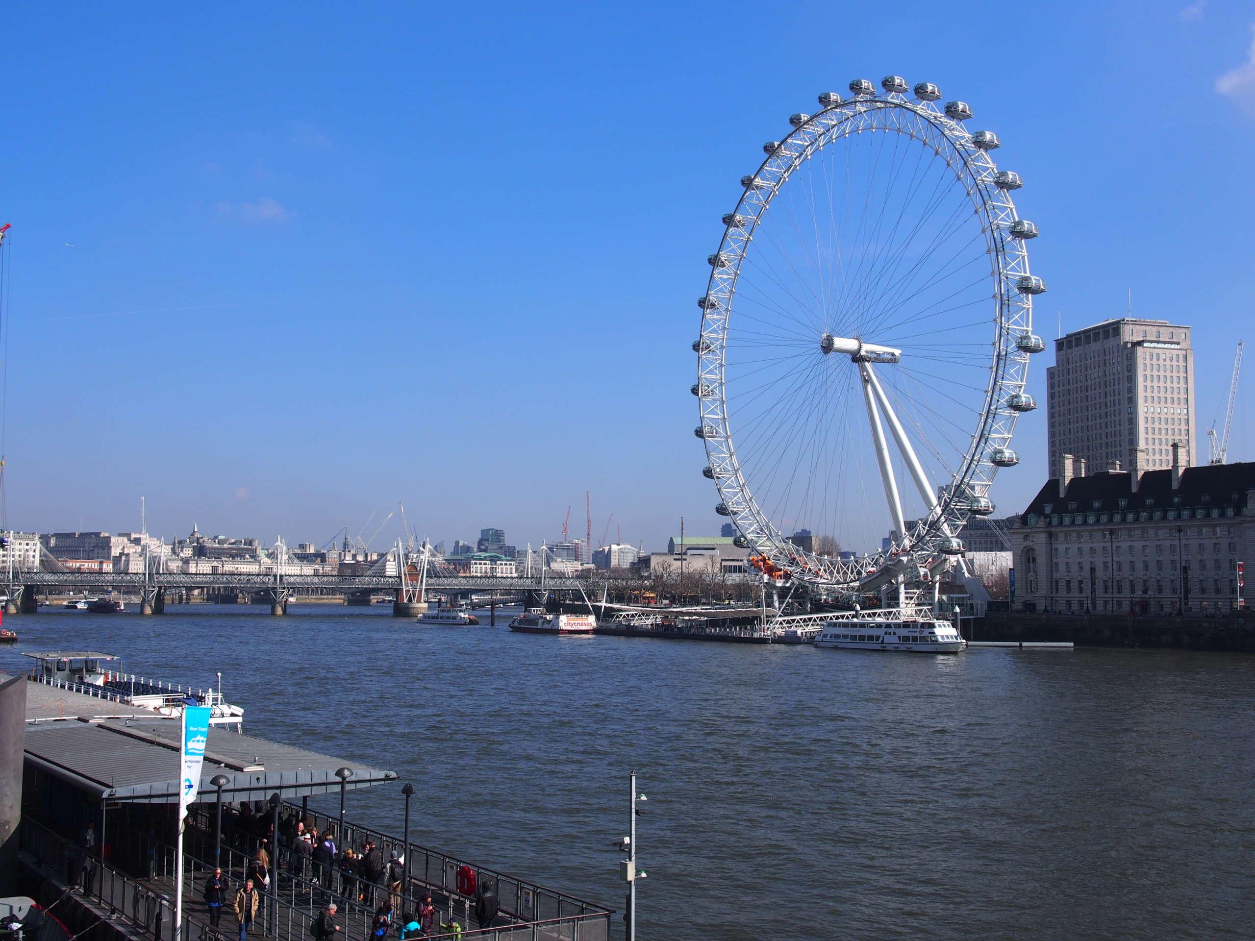 Viajar a Londres con niños y sin gluten