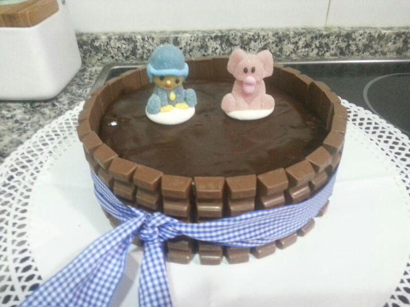 Fiesta cumpleaños de Pocoyo