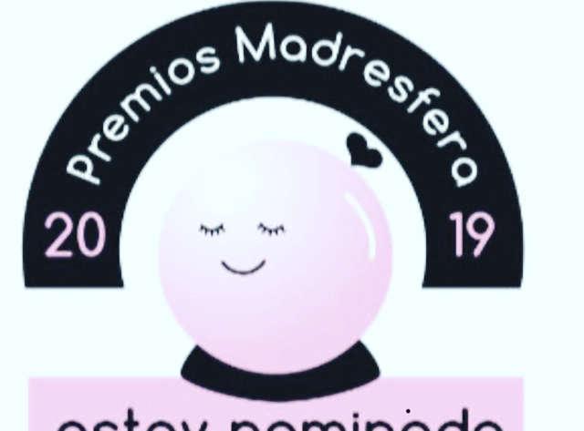 Premios madresfera 2019: vota a mi blog en Personal