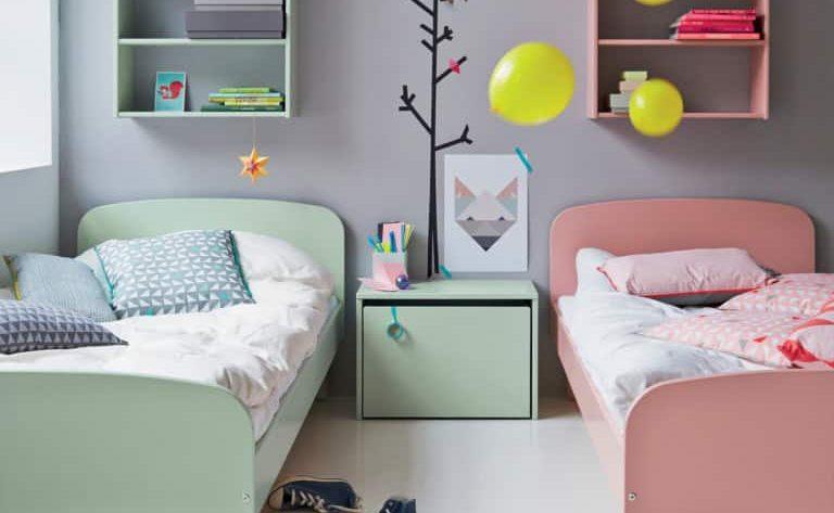 Habitaciones mixtas infantiles