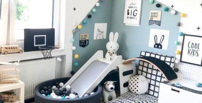 Cómo preparar una habitación Montessori