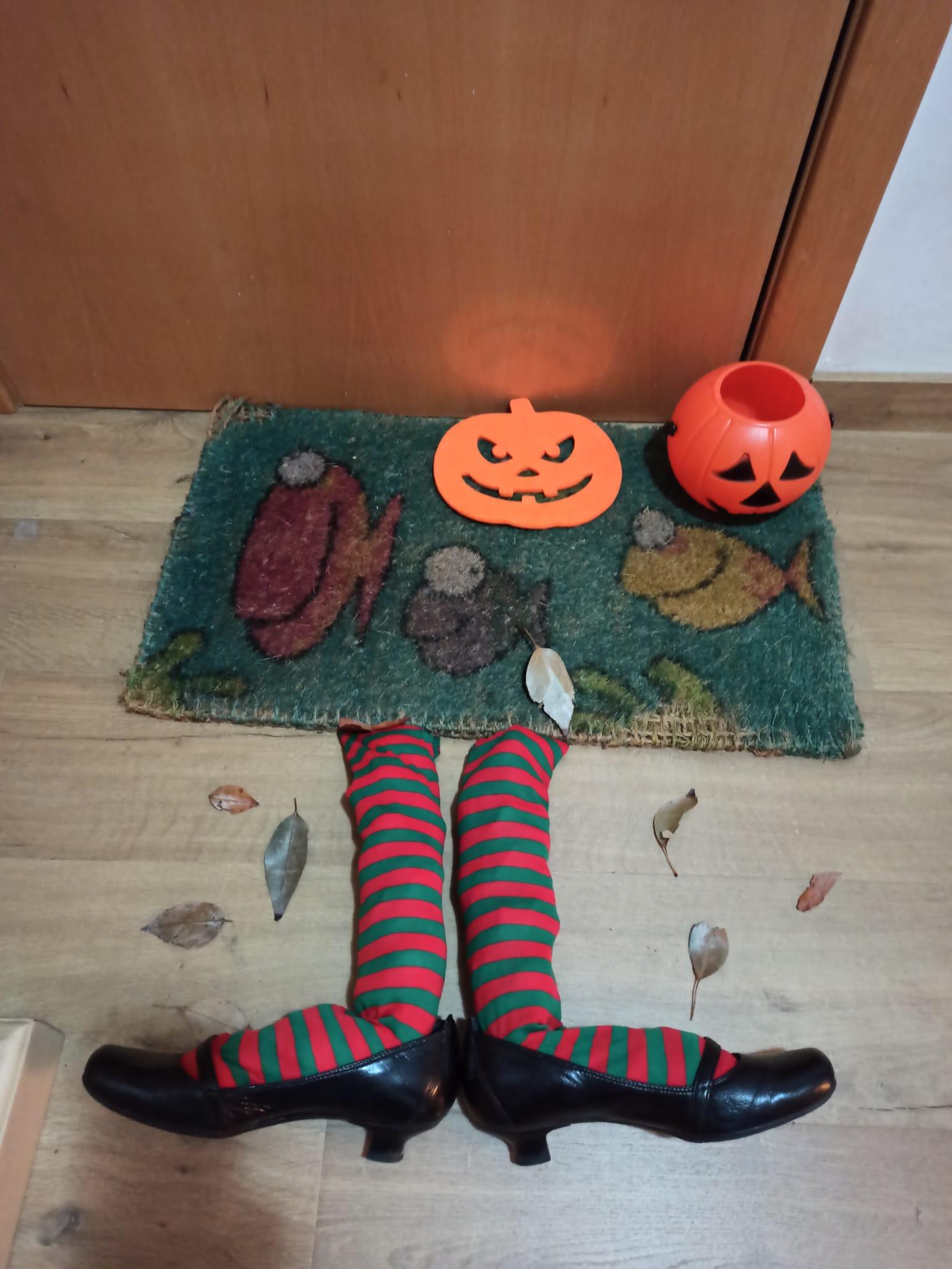 Manualidades fáciles para  Halloween